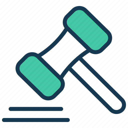 Auction, construction, hammer, judge, justice, tools, trade icon - Download on Iconfinder