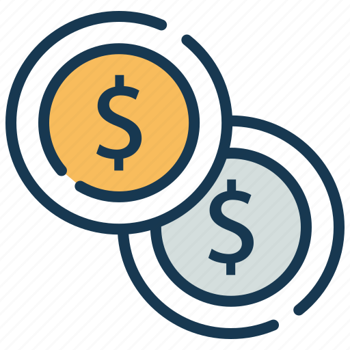 conversion, dollar, exchange, money, payment icon