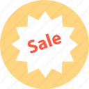 bought, buying, merchandise, sale, shopping, sold, tag icon