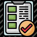list, tick, tasks, check, checking, checkbox, done