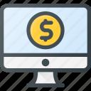 commerce, e, ecommerce, money, online, pay, payment