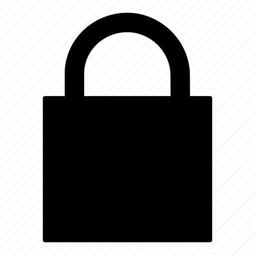 padlock, safe, secure, secured icon