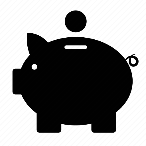 bank, cheap, ecommerce, money, piggy, save icon