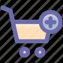 add, add cart, add to cart, cart, compressor, shopping, shopping cart icon