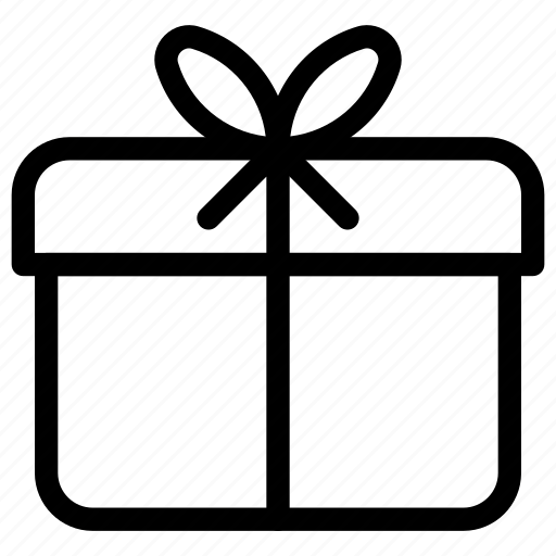 box, ecommerce, gift, present, shopping icon