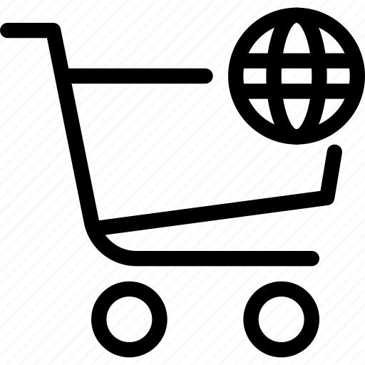 cart, ecommerce, online, shop, shopping icon