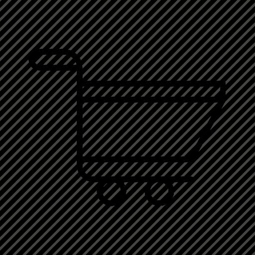 cart, cash, ecommerce, shop, shopping icon
