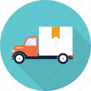 truck, delivery, transport, transportation, vehicle icon