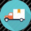 truck, delivery, transport, transportation, vehicle