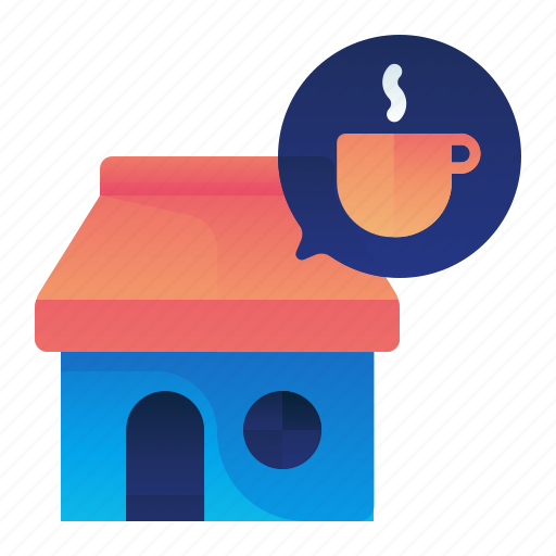 Cafe, coffee, shop, shopping, store icon - Download on Iconfinder