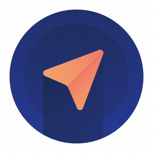 Compass, direction, map, navigation icon - Download on Iconfinder