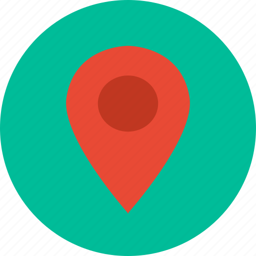 country, location, map, navigation, online shopping, point, pointer icon