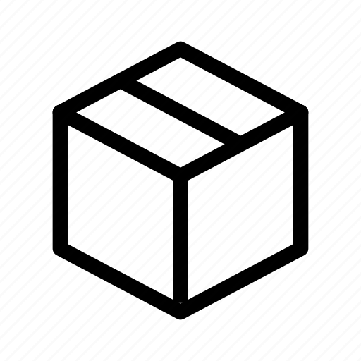 box, delivery, logistics, package, product, shipping icon