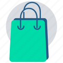 buy, ecommerce, hand bag, product, purchase, shopping icon