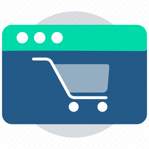 ecommerce website, marketing, online shopping, online store, purchase, shopping cart icon