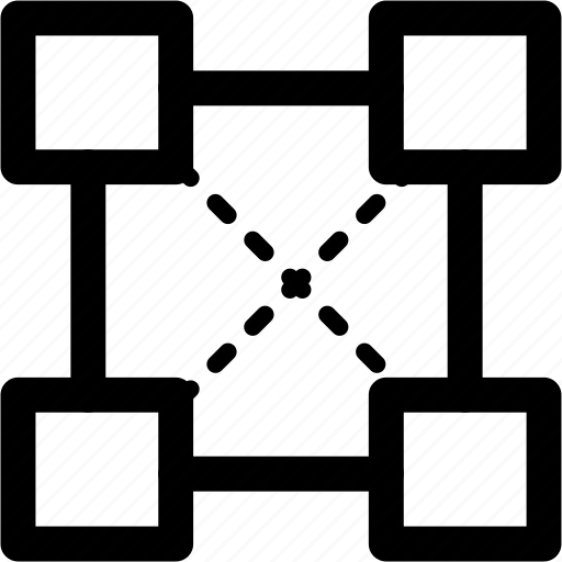 3d design, 3d tool, cubes, rectangle cube icon