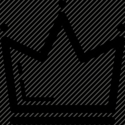 corona, crown, diadem, empire, king icon, monarch icon icon
