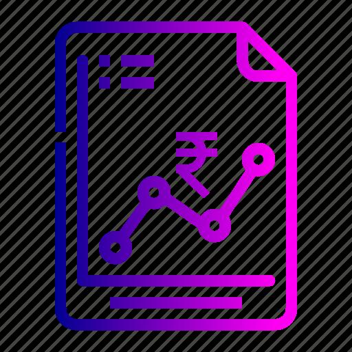 analytics, chart, diagram, report, sales, statics, statistic icon