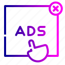 ads, advertising, click, marketing, pay, promotion, reward icon