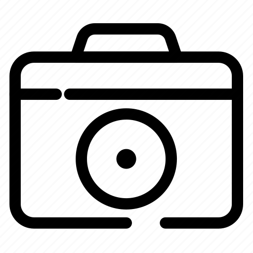 camera, digital, image, multimedia, photo, photographer, picture icon icon