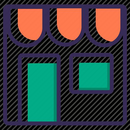 business, ecommerce, market, marketplace, shop, shopping, store icon