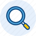 e commerce, magnify, search, zoom