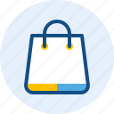 bag, cart, e commerce, shop, shopping