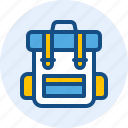 bag, e commerce, holiday, travel icon