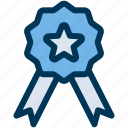 award, best, quality icon