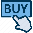 buy, online, shopping icon