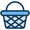 basket, buy, shopping icon