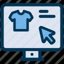 shopping, buy, online
