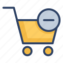 basket, buy, cart, sale, shopping, shopping cart, trolley icon