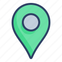 gps, location, map, marker, navigation, pin, pointer