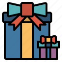 ecommerce, giftbox, gift, box, celebration, surprise