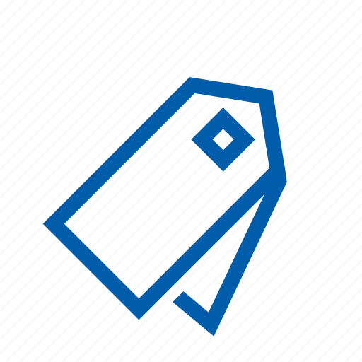 ecommers, set, tag icon