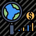 money, graphics, financial, economic, accounting