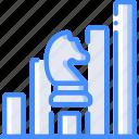 business, economical, financial, money, profit, strategy icon