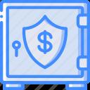 economical, financial, growth, money, profit, protection icon