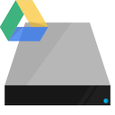drive, google, hardware, shading icon