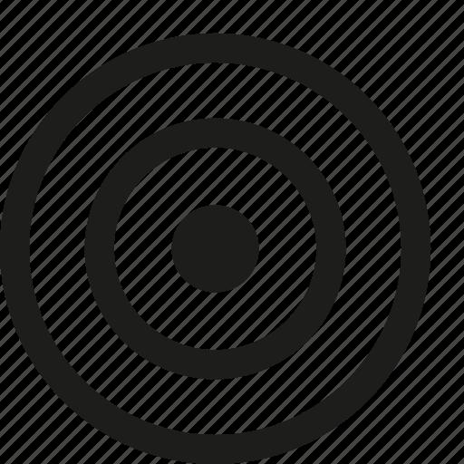 Eye, target, bulls icon - Download on Iconfinder