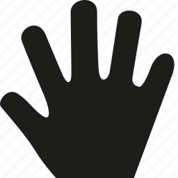 hand, hold icon