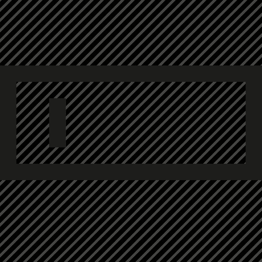 field, input icon