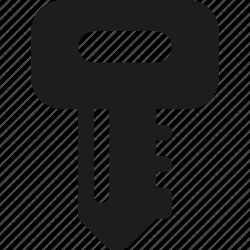 key, secure icon