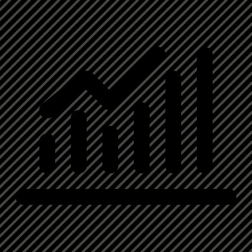 Bar, chart, graph, analytics, statistics, business icon - Download on Iconfinder
