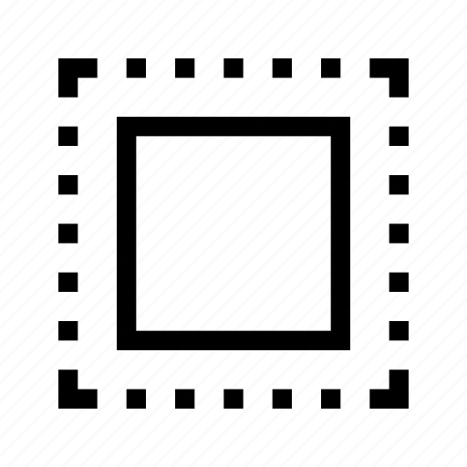 border, edit, editor, layout, maximize, text icon