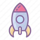 pocket, socket, space, spaceship icon