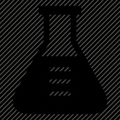 beaker, chemistry, education, lab, mixture, science, tube icon