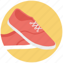 gym shoes, joggers, running shoes, shoes, sneakers icon