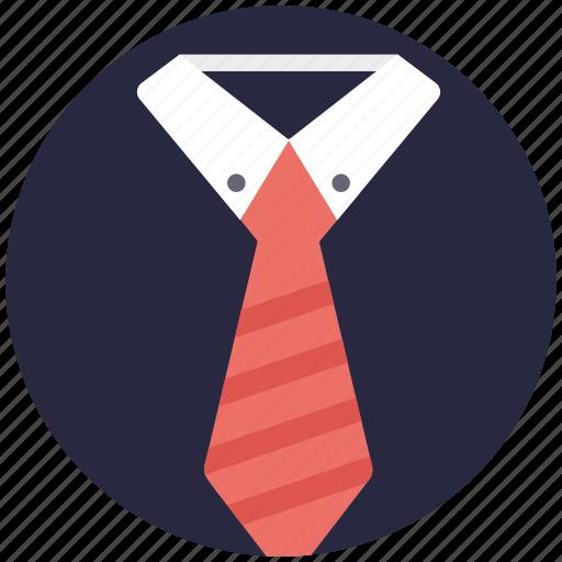 clothing, collar shirt, dress shirt, formal dress, shirt with tie icon